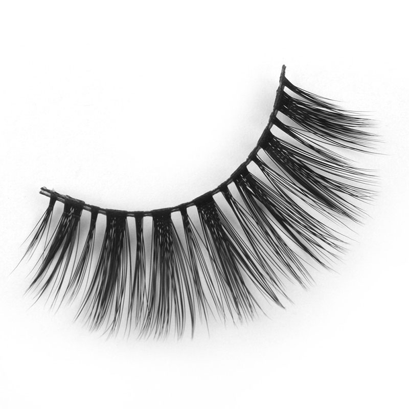 Pure Handmade 3D Silk Lashes With Cheap Price